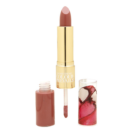 CP Vintage Rose lipstick and gloss