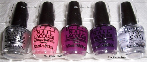 OPI 100 second row