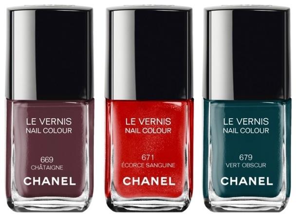 Chanel fall 2015