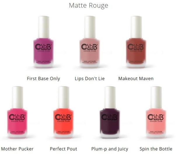 CC Matte Rouge