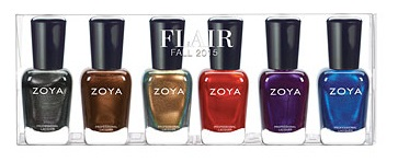 Zoya Flair set