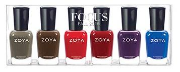 Zoya Focus set