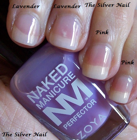 NM lavender bottle