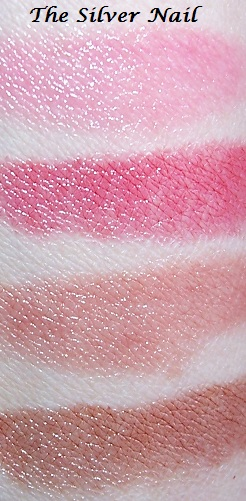Nyx chunky swatch flash