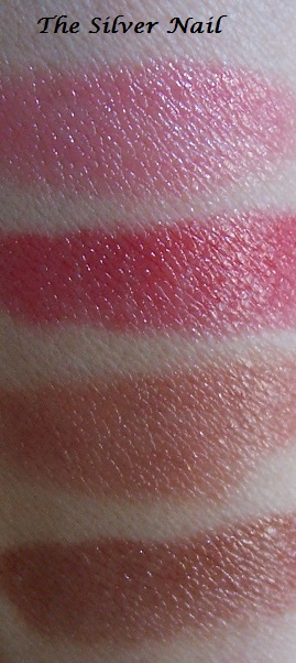 Nyx chunky swatch outd