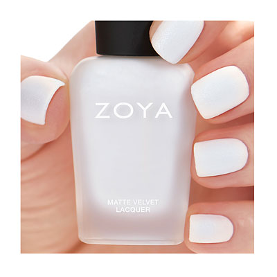 Zoya winter mattes Aspen