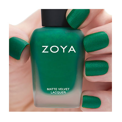 Zoya winter mattes Honor