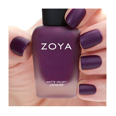 Zoya winter mattes Iris