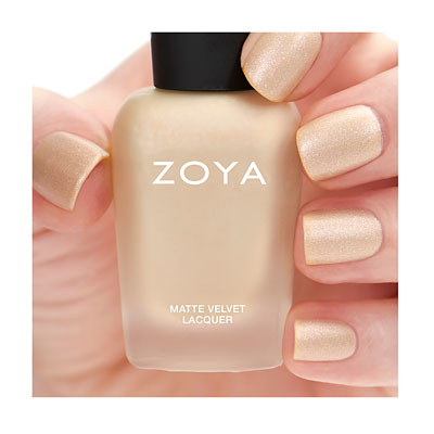 Zoya winter mattes Sue