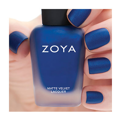 Zoya winter mattes Yves