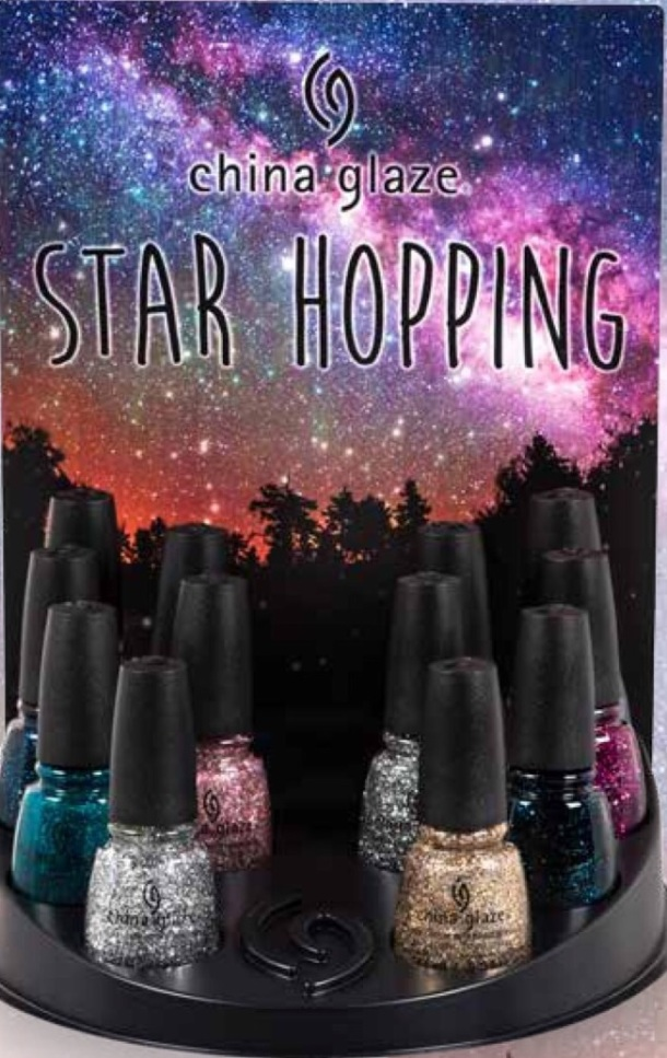 CG Star Hopping display