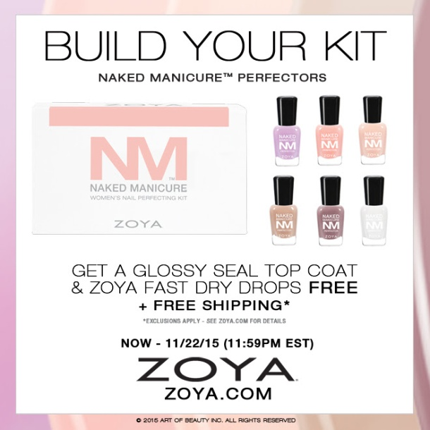 Zoya build your NM kit