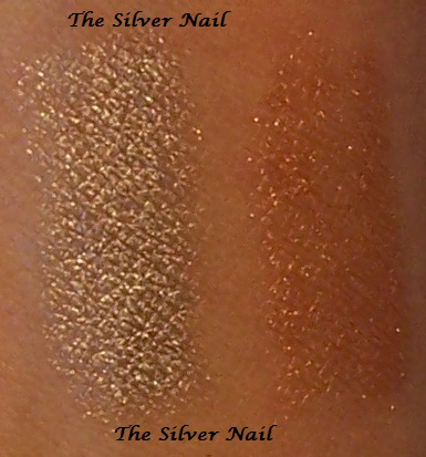 2 nyx pencils artificial light