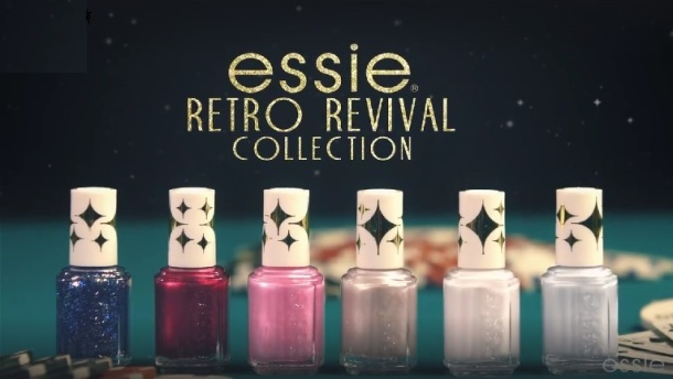 Essie Retro set