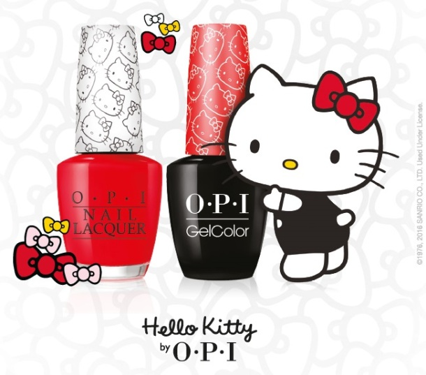 Hello Kitty OPI pic
