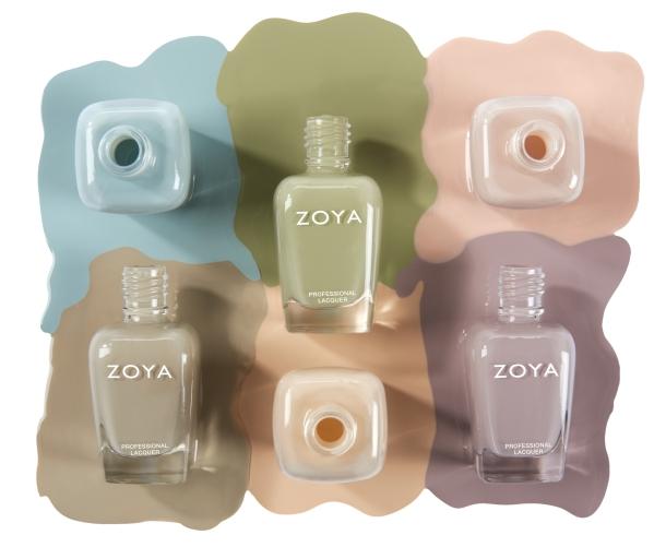Zoya Whispers spills